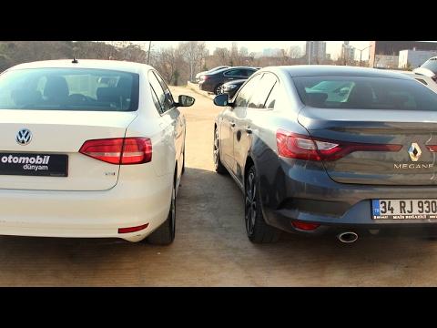 VW Jetta vs Renault Megane | Sence Hangi Sedan?