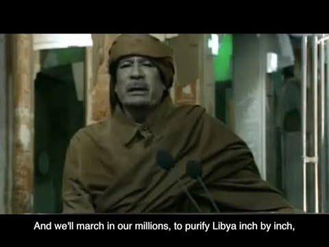 """Desert Rage: Chronicles of Gaddafi (Last 22 minutes) سبب فوز فيلم """"غضب الصحراء: من ملفات القذافي"""""""