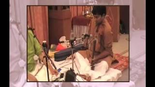 madurai r sundar and b s purushothaman at carnatic music society abu dhabi on 27 jan 2012