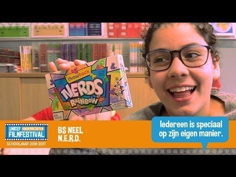 UNICEF Kinderrechten Filmfestival Venlo - Basisschool Neel - N.E.R.D.