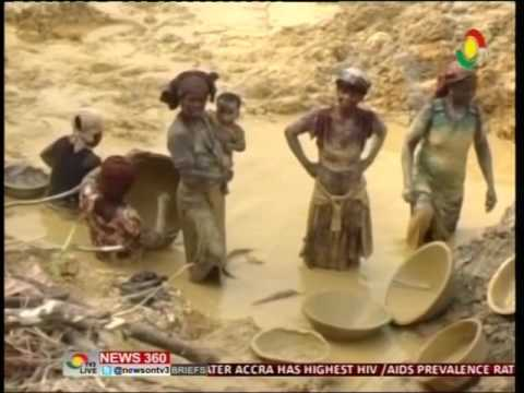 Anglogold Ashanti sues gov't  over failure to protect obuasi mines - 1/6/2016