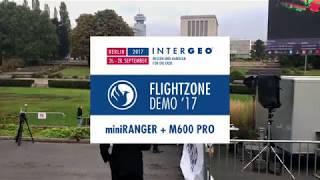 Phoenix LiDAR Systems Flightzone Demo - InterGEO 2017