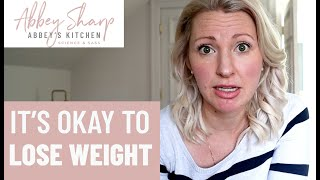 I Support You If You Want to Lose Weight | Can You Eat Intuitively To Lose Weight?