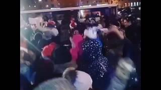 Съёмки клипа Ленинград
