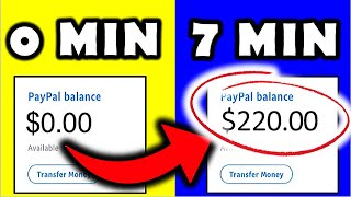 Earn $220.00+ in JUST MINUTES with GOOGLE Trick?! (NEW Make Money Online Method)