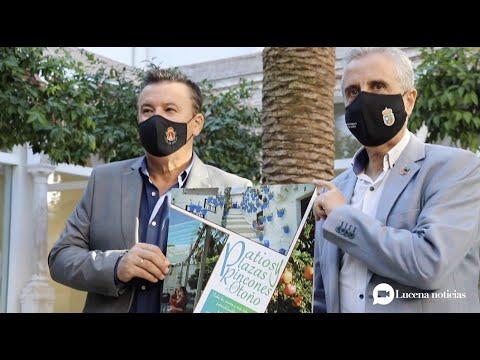 """VÍDEO: 50 patios y rincones de la Subbética participan en el programa """"Patios de Otoño"""""""
