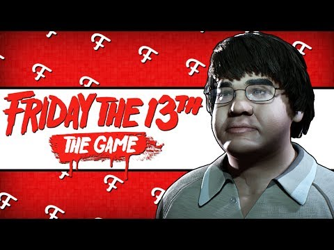 Friday The 13th: Donuts Da Retarded Superhero! (F13 Online Gameplay - Comedy Gaming)