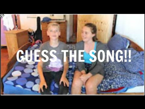 ACTING OUT POP SONGS WMEGAN