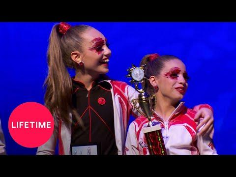 Dance Moms: Mackenzie Wins 1st Place Over Maddie (Season 5 Flashback)   Lifetime
