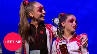 Dance Moms: Mackenzie Wins 1st Place over Maddie (Season 5 Flashback) | Lifetime