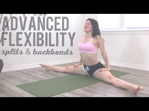 Splits & Backbends - Advanced Flexibility Flow