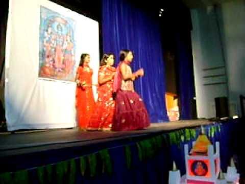 Cayman girls diya dance 2010