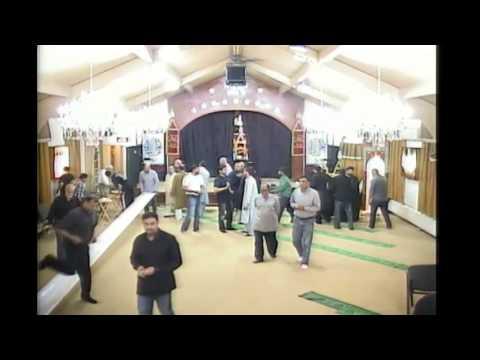 iec husaini MAJLIS-E-WAFAT HAZRAT KHADIJAH (sa) IEC Husaini Ramadhan - Day 9 ...