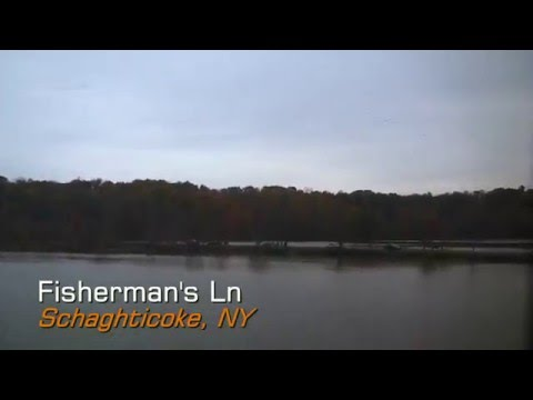 HD: Aboard the 2015 Amtrak Autumn Express - Part 2 of 2, - East Deerfield, MA to Albany, NY