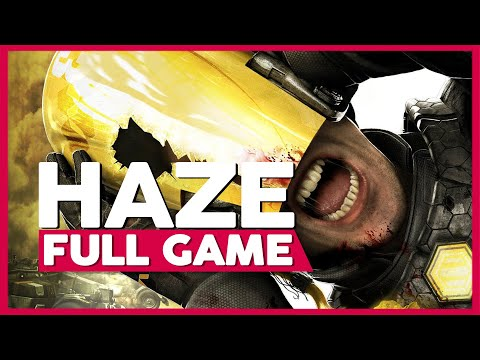 Haze | Full Gameplay/Playthrough | PS3 | No Commentary