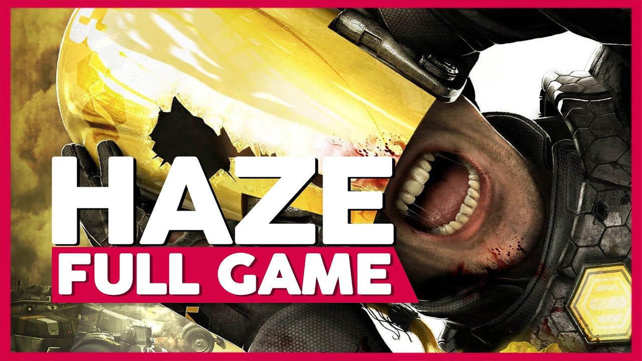 Haze | Full Gameplay/Playthrough | No Commentary [PS3]