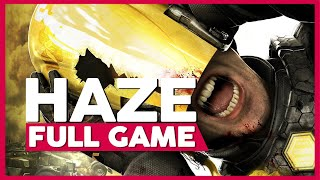 Haze | Full Playthrough (PS3 | HD | No Commentary)