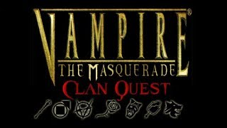 Vampire CQM 60fps - Brujah Savage finding his path to Cain in The World of Darkness - Part 1