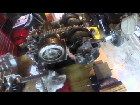 CB750 Lower End Rebuild #7 (Engine Case Mate - Part 1)