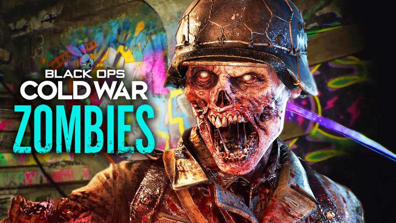 NEW BLACK OPS COLD WAR ZOMBIES GAMEPLAY SCREENSHOTS & TRAILER REVEAL DATE!