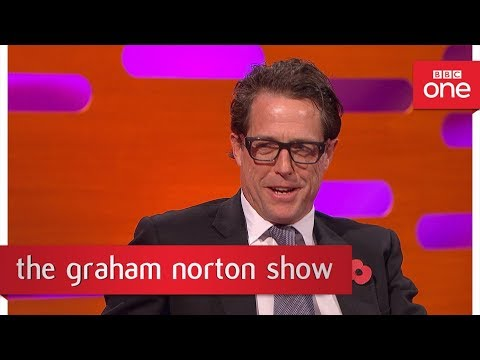 Download Youtube: Hugh Grant fired his agent because he saw his bum! - The Graham Norton Show: 2017 - BBC One