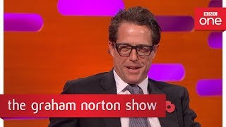 Hugh Grant fired his agent because he saw his bum! - The Graham Norton Show: 2017 - BBC One