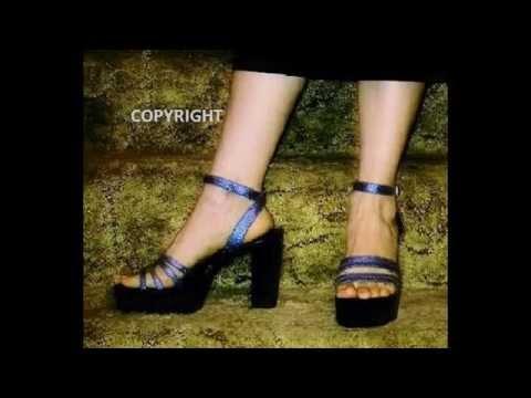 1997cbc66629 my 1990 s Platform Sandals Shoes 90 s fashion footwear woman model modeling  slides ankle tie
