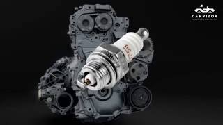 видео Азбука ДВС - двигатель внутреннего сгорания, работа двигателя внутреннего сгорания, устройство двигателя внутреннего сгорания, системы двигателя внутреннего сгорания
