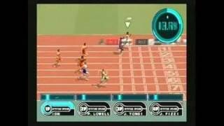 ESPN International Track & Field PlayStation 2 Gameplay