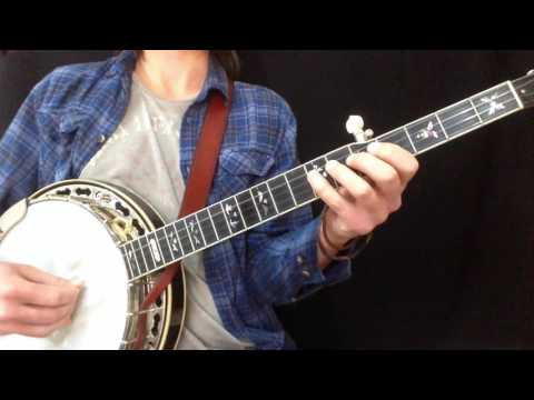 Exploring The Banjo: Single-String Major Scale