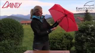Зонты Dainty очень легкие и компактные