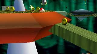 Super Mario 64 - Bowser In The Dark World BLJLess 23