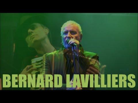 BERNARD LAVILLIERS AU FESTIVAL FNAC LIVE  PARIS LE 20 JUILLET 2014