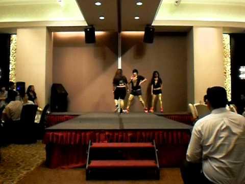 D'Rush Crew @ Grand Park Hotel Performance