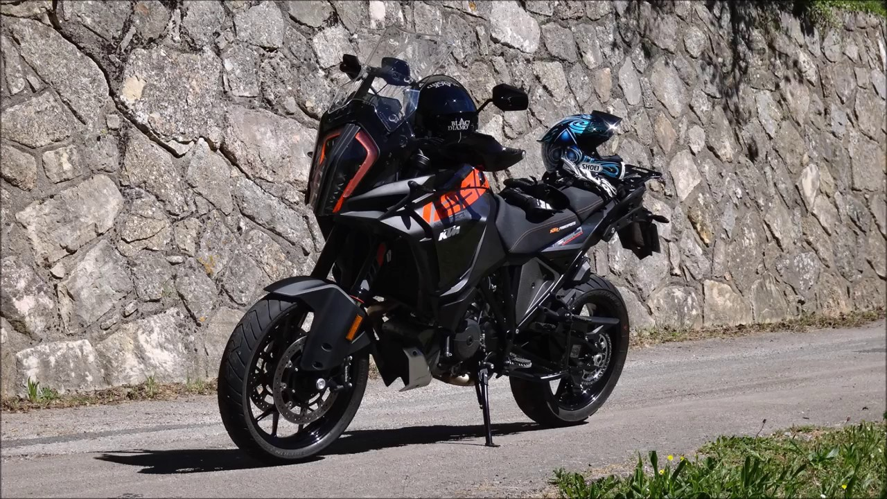 cruising on ktm 1290 super adventure s - youtube
