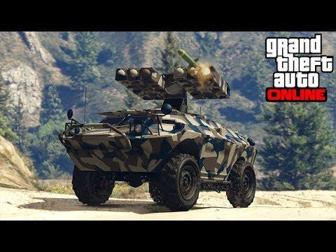 [GTA 5] GTA Online Ep.170 - Mobilní Operace #4 - APC (Offshore Assets) [CZ]