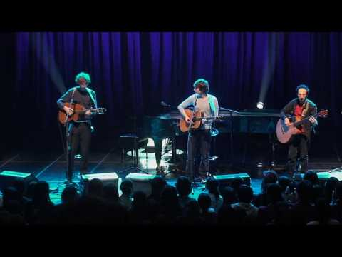 [HD] Kings Of Convenience - Mrs. Cold (New Song #4), Seoul 2008 Part 5