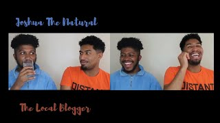 Joshua The Natural x The Local Blogger | All Things Natural Hair | South African Youtuber | Type 3/4