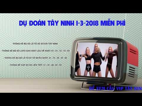Dự đoán Tây Ninh 2018 Miễn Phí - Soi Cầu KQ XSTN Hôm Nay