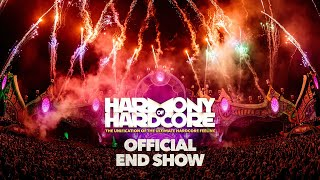 Harmony of Hardcore 2018 - Official end show