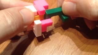 Printable Interlocking Puzzle 2