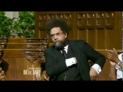 """Niggerization of America"" : Cornel West - www.AmericansNotWanted.com"