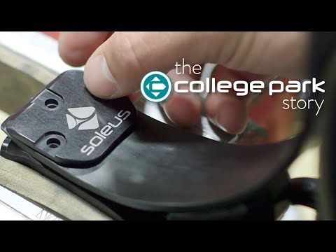 The College Park Story - Technology for the Human Race