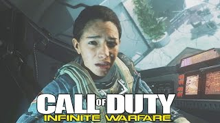 CALL OF DUTY INFINITE WARFARE All Cutscenes Full Movie (Game Movie)