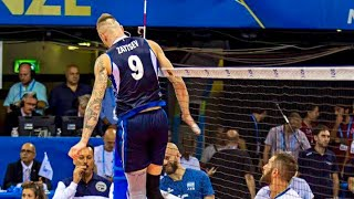 TOP 20 Amazing Volleyball Actions By Ivan Zaytsev (HD)