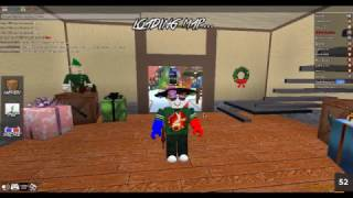 Roblox murder mystery 2 #6 everyone sets up music