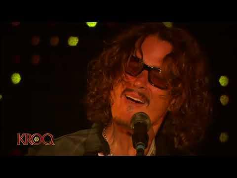 Las mejores canciones de Chris Cornell en vivo acustico