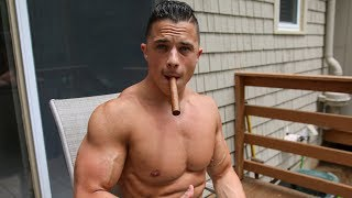 Cigar Talk - Hardest Part Of This Prep - Relationship Strain