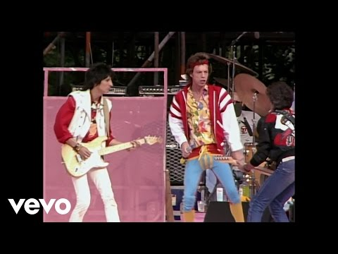 The Rolling Stones - Shattered - Live At Roundhay Park, Leeds / 1982