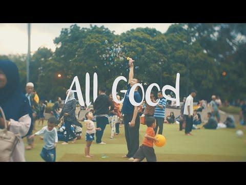 Dipha Barus ft. Nadin - All Good ( Cinematic Lyric Video )